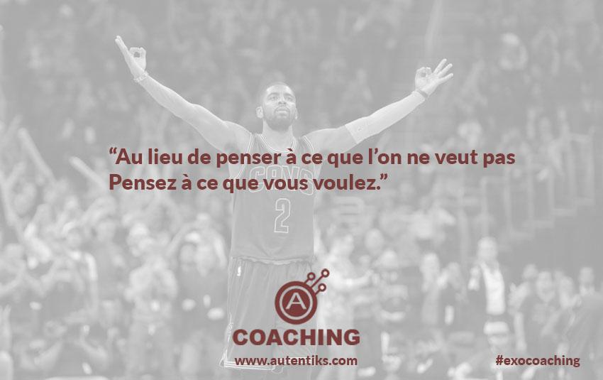 Exercice coaching semaine 2 Fabrice MARTIN Autentiks