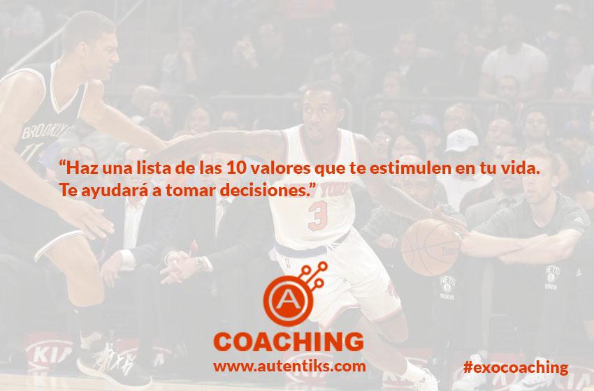Semana 3 – Ejercicio de Coaching