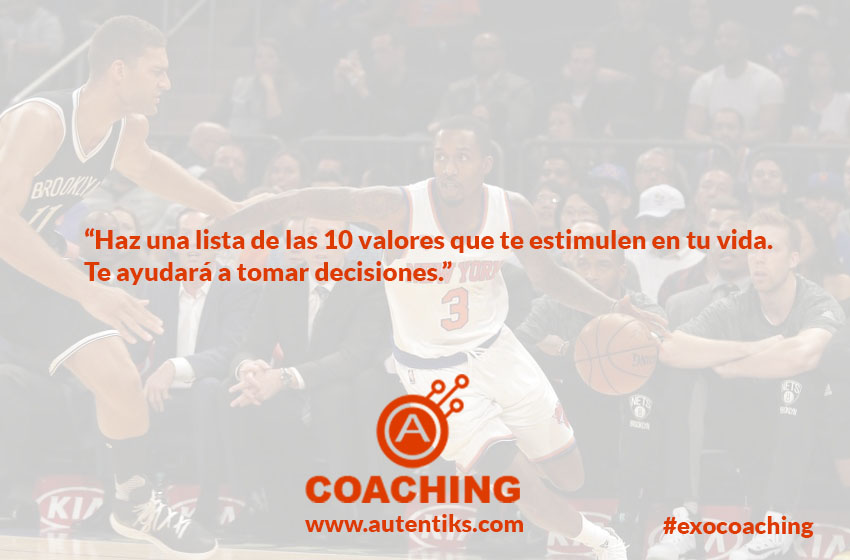 Semana 3 - Ejercicio Coaching Fabrice MARTIN