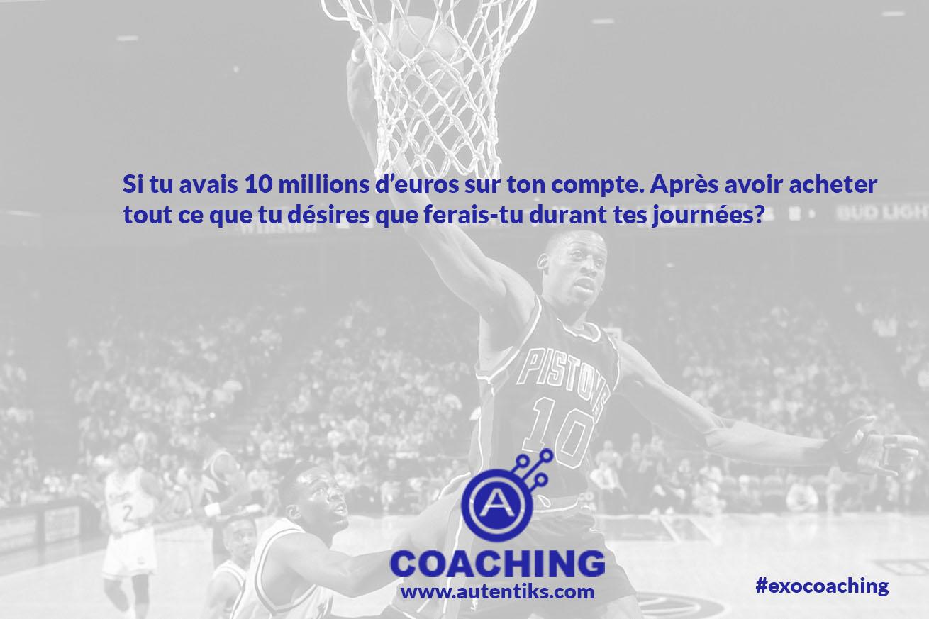 Semaine 10 – Exercice de Coaching