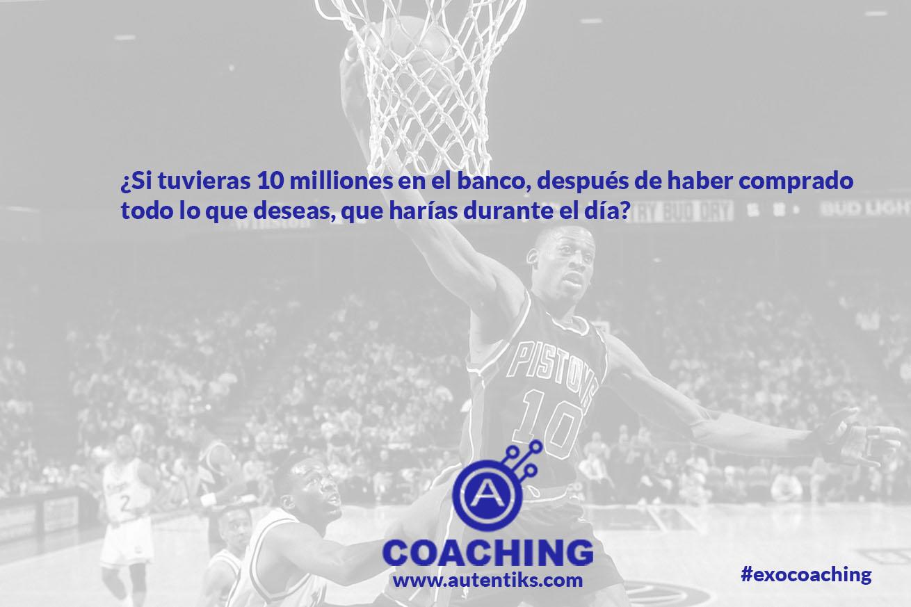 Semana 10 – Ejercicio de Coaching