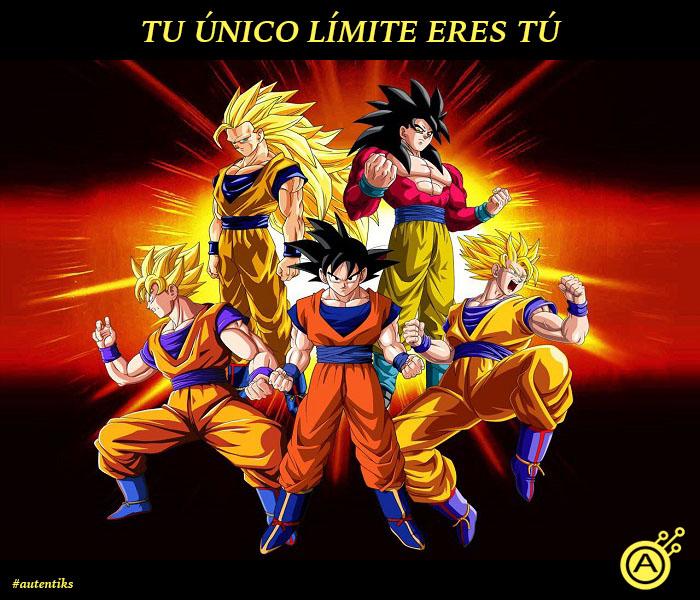 Goku – NO LIMITE