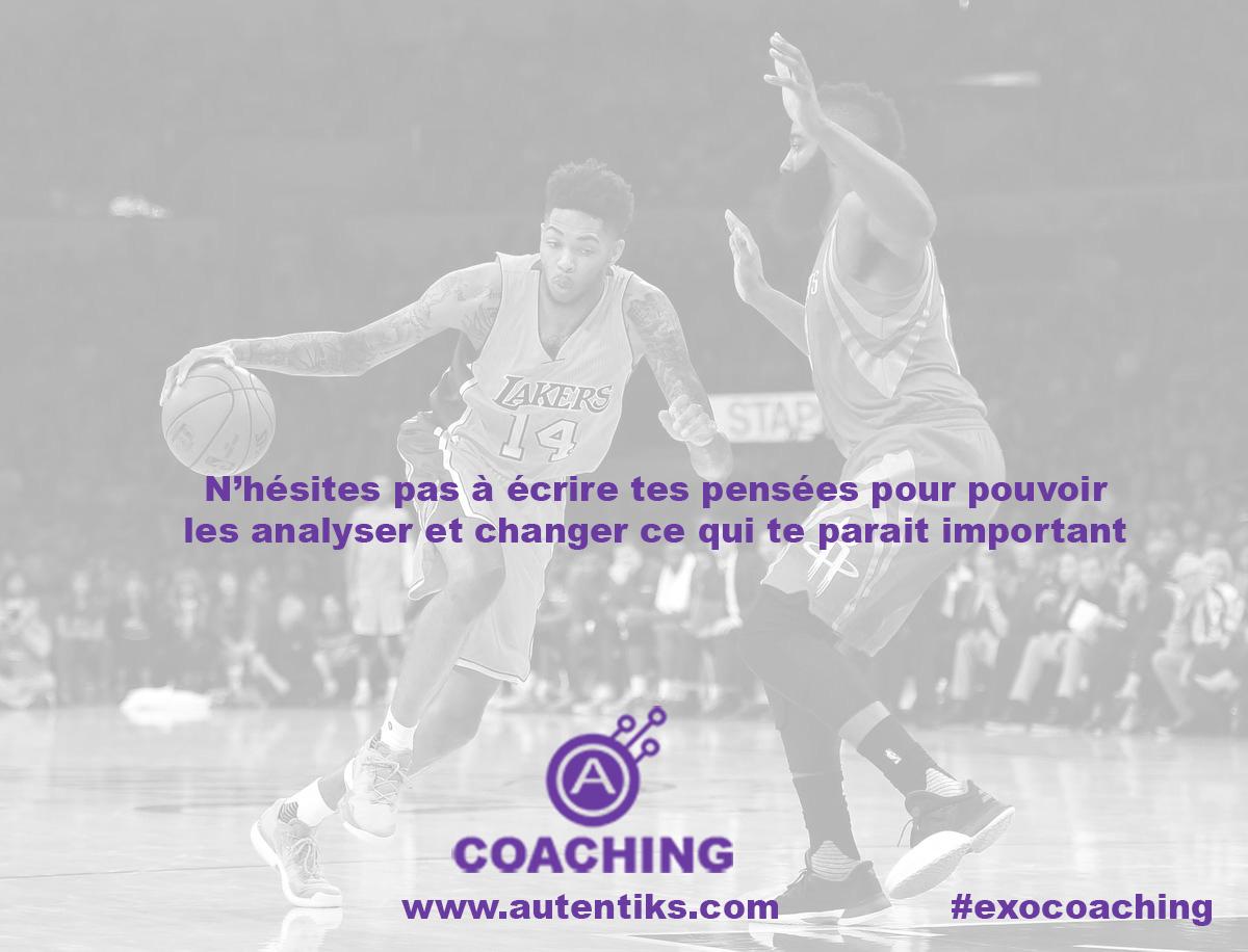 Semaine 14 – Exercice de Coaching