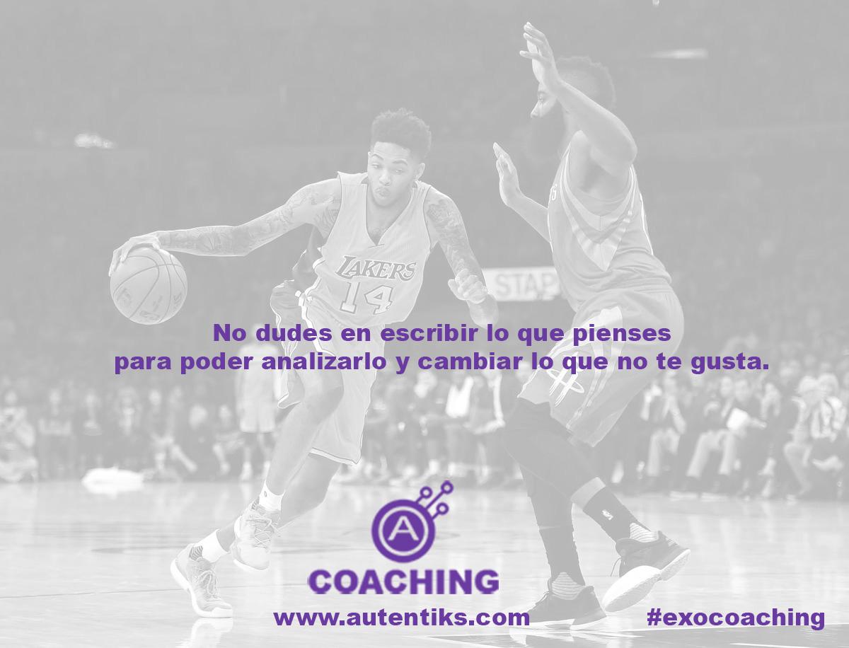 Semana 14 – Ejercicio de Coaching