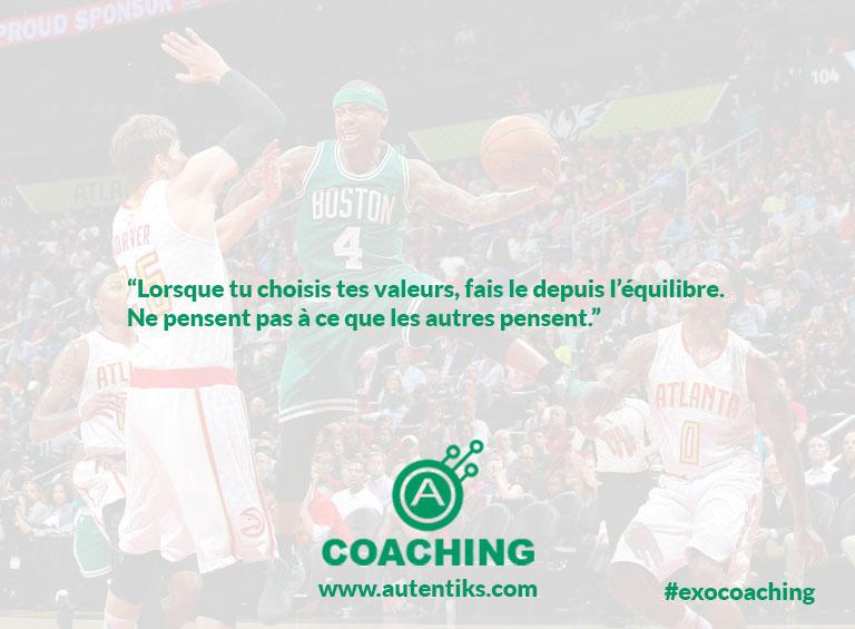 Semaine 4 – Exercice de Coaching