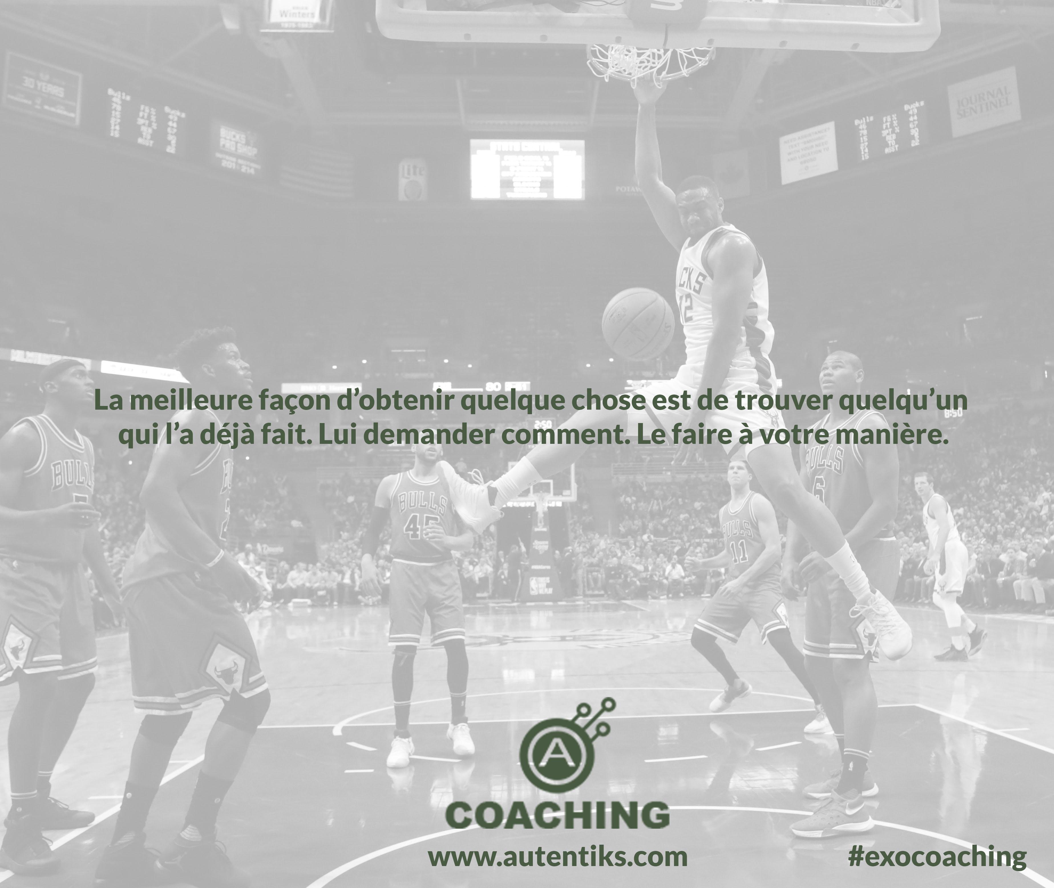 Semaine 12 – Exercice de Coaching