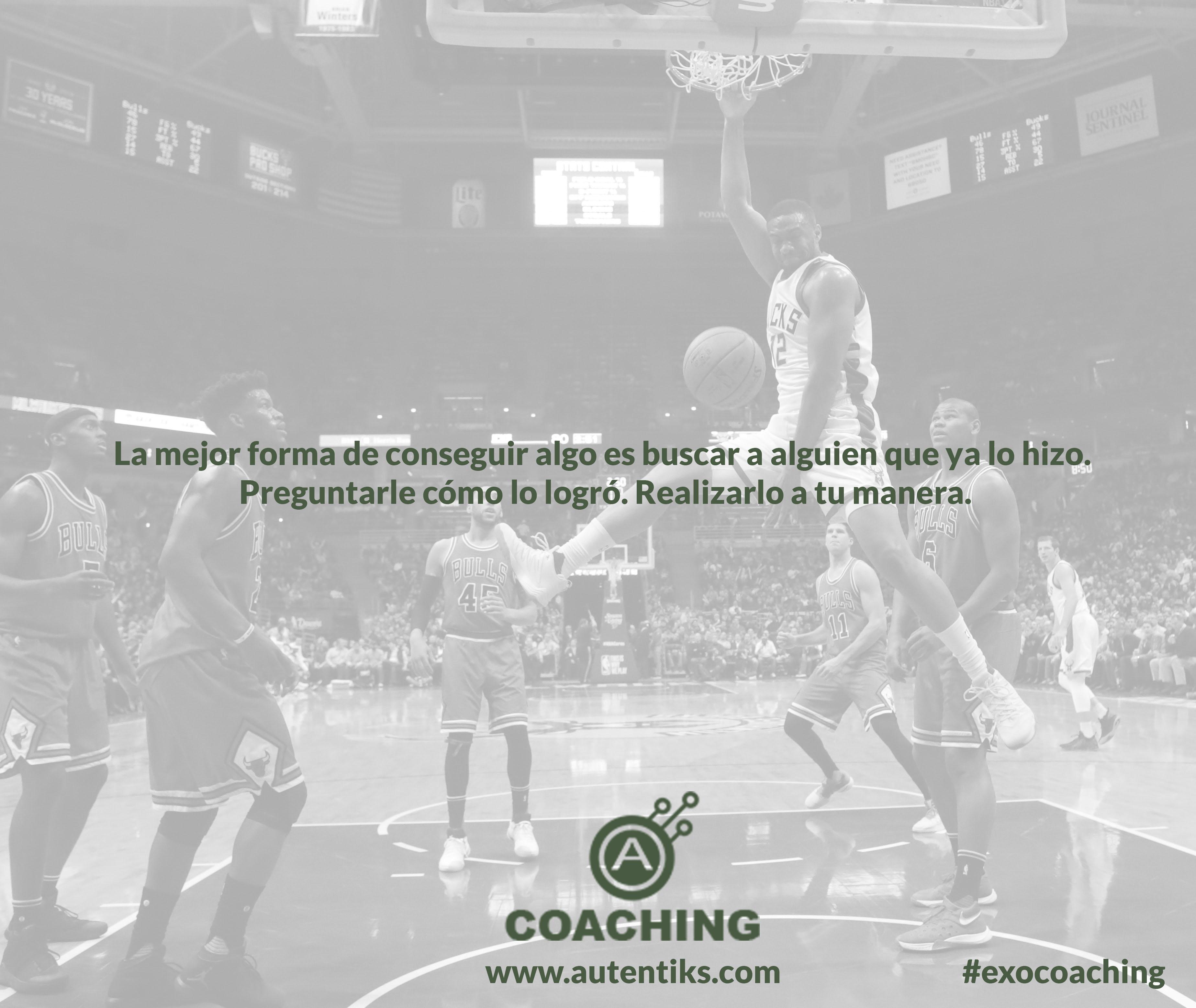 Semana 12 – Ejercicio de Coaching