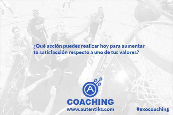 Semana 5 – Ejercicio de Coaching