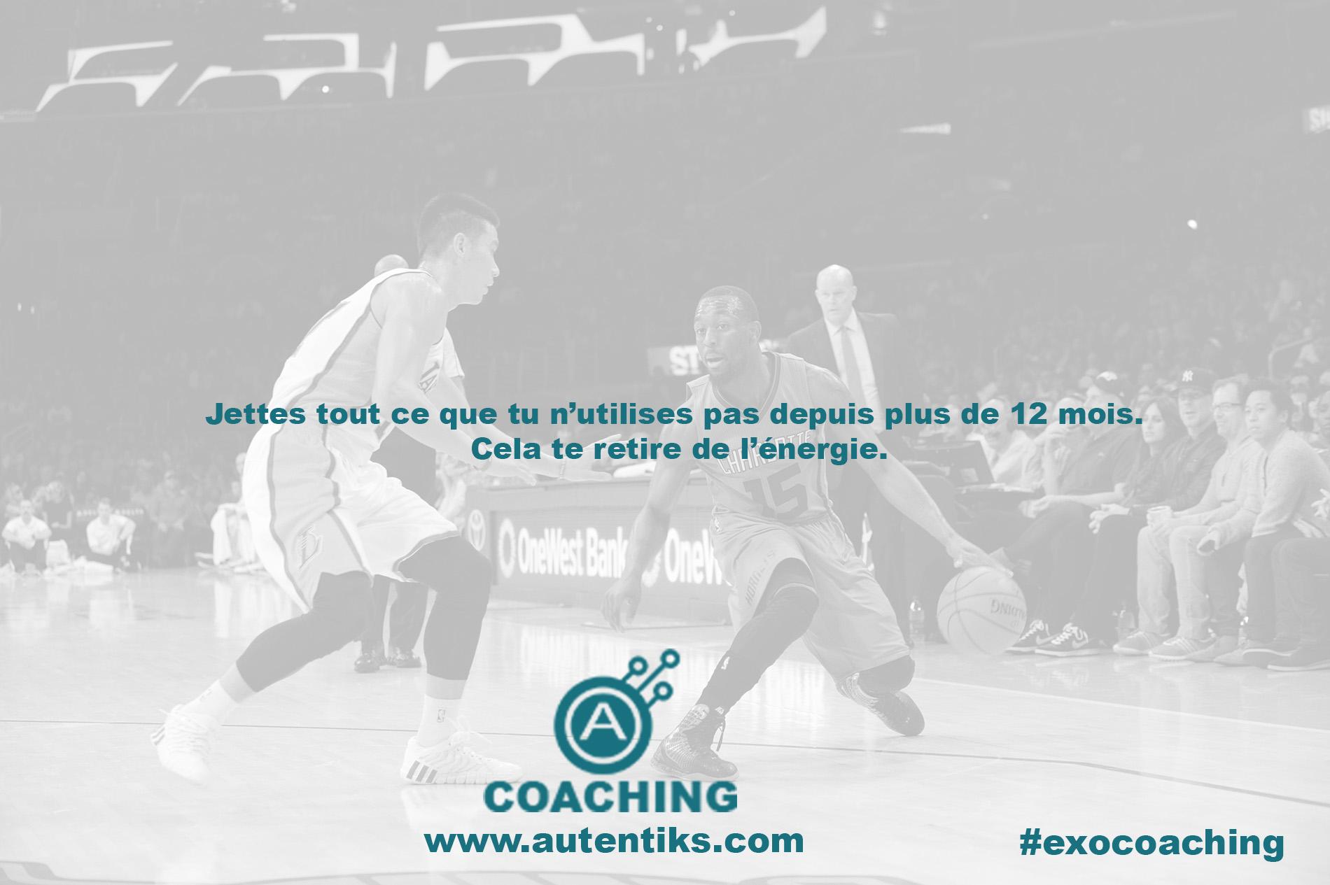 Semaine 15 – Exercice de Coaching