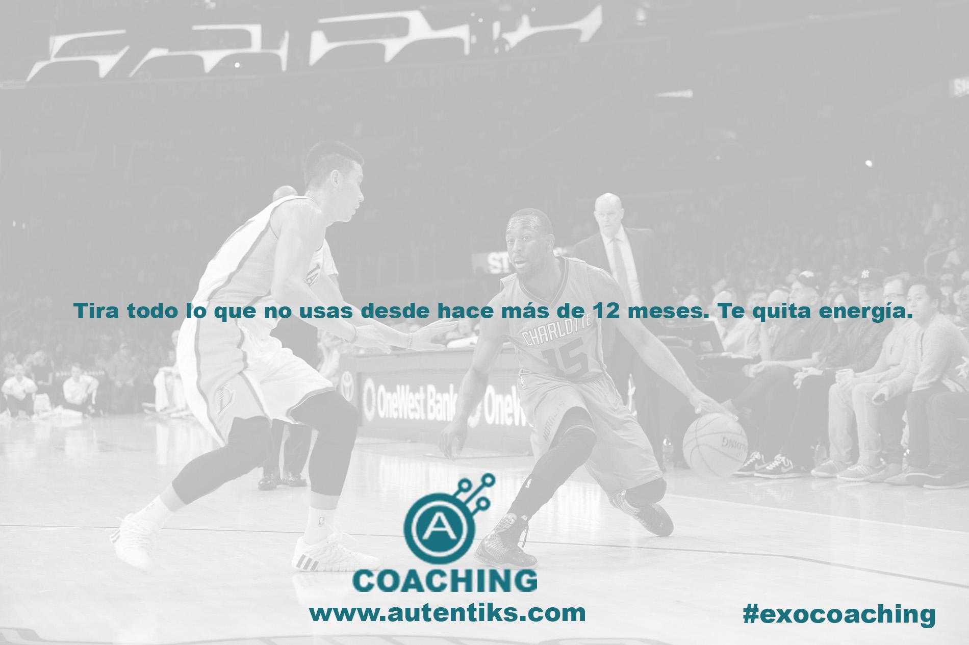 Semana 15 – Ejercicio de Coaching