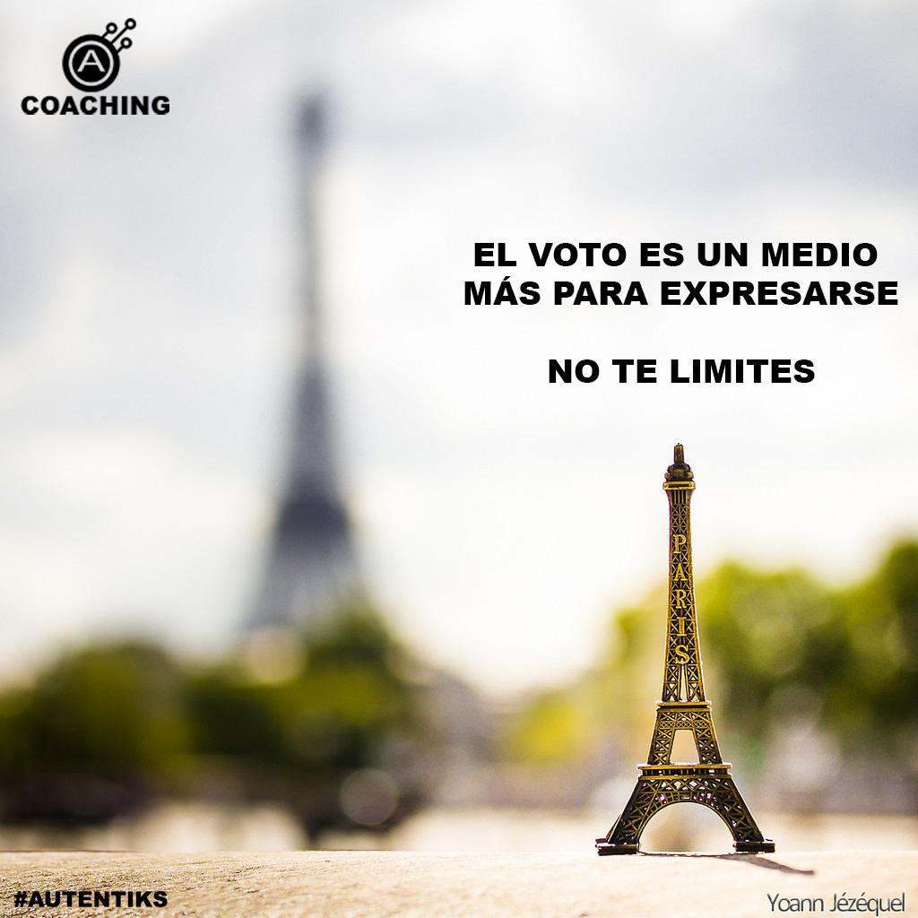 Autentiks inspiracion voto