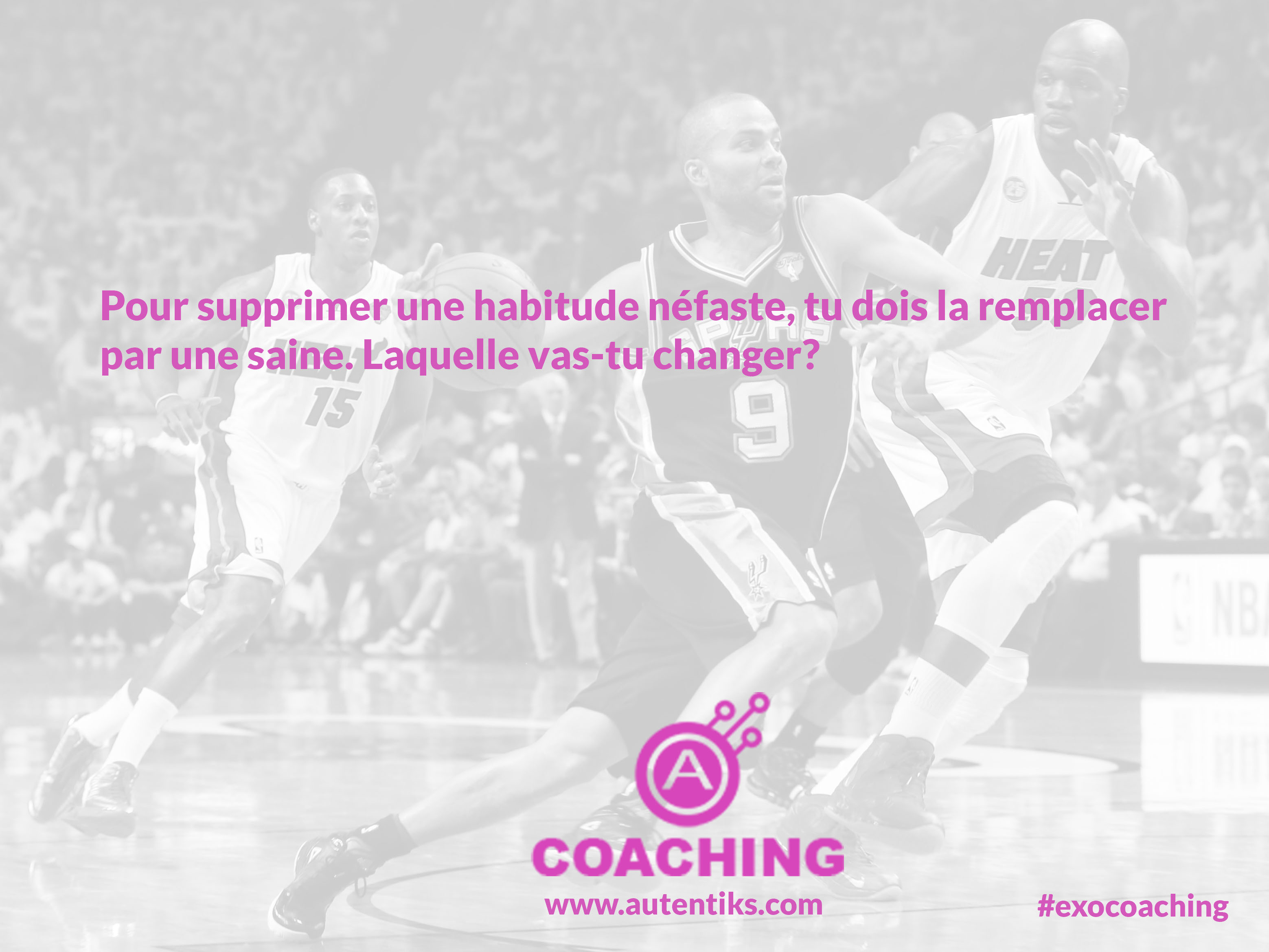 Semaine 9 – Exercice de Coaching
