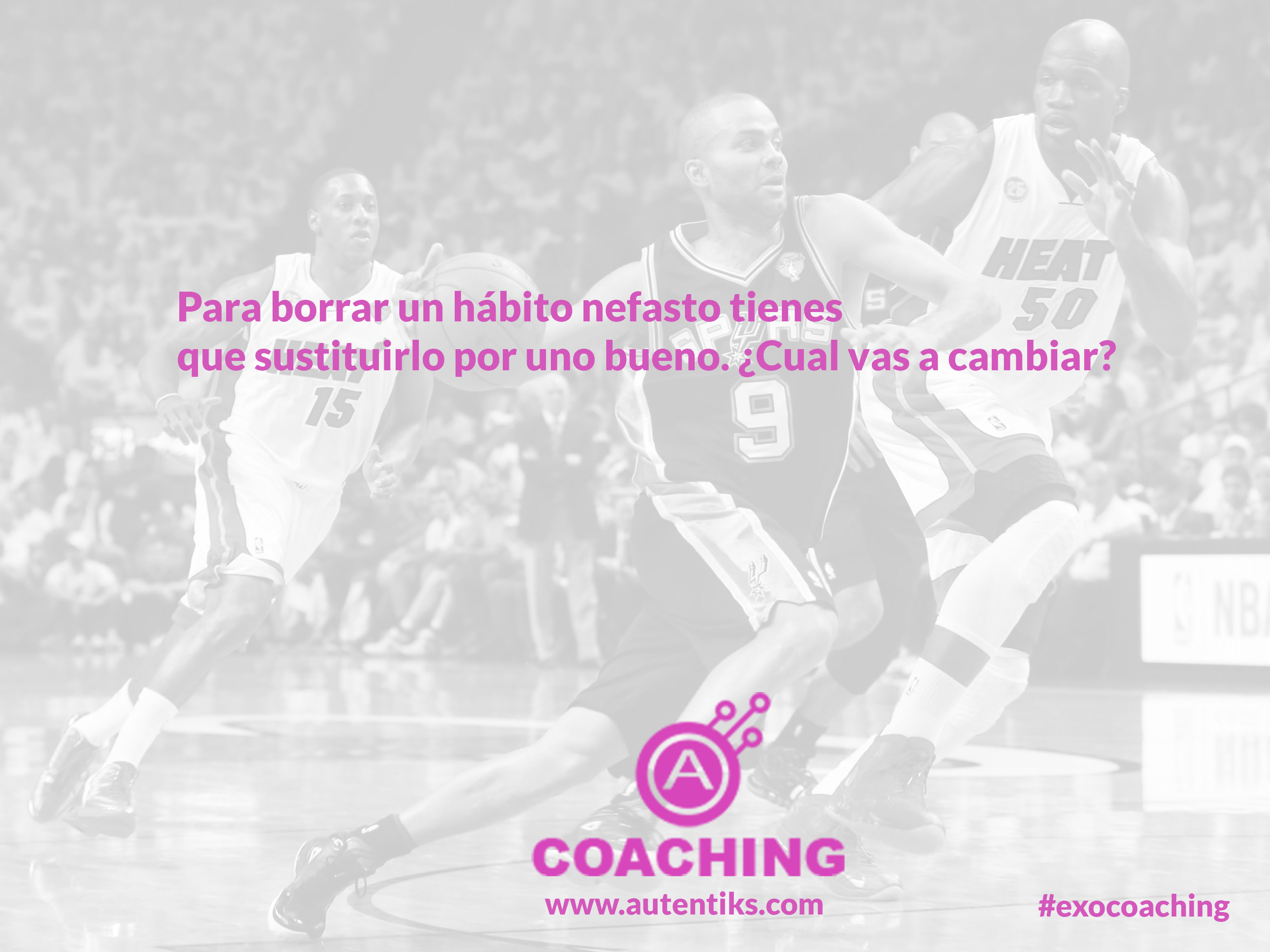 Semana 9 – Exercice de Coaching