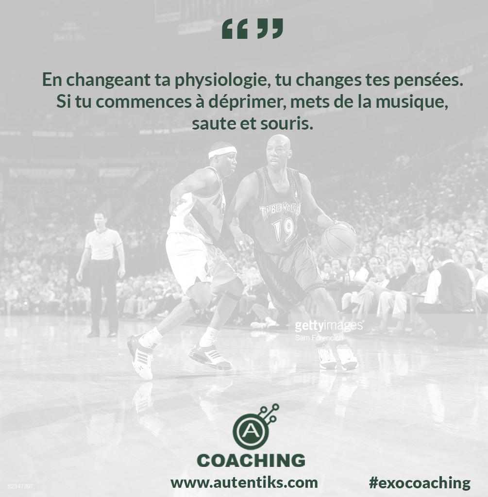 Semaine 19 – Exercice de Coaching