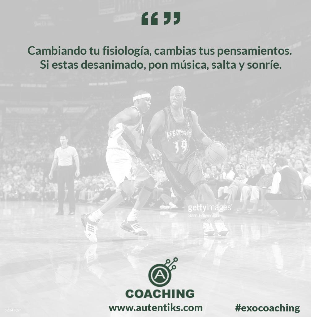 Semana 19 – Ejercicio de Coaching